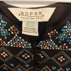 Roper Dresses - Roper Embroidered Dress